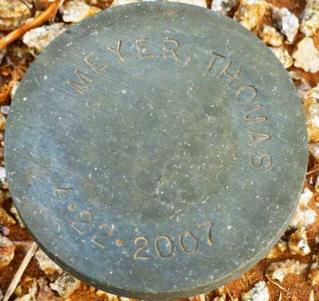 MEYER, THOMAS - Maricopa County, Arizona | THOMAS MEYER - Arizona Gravestone Photos
