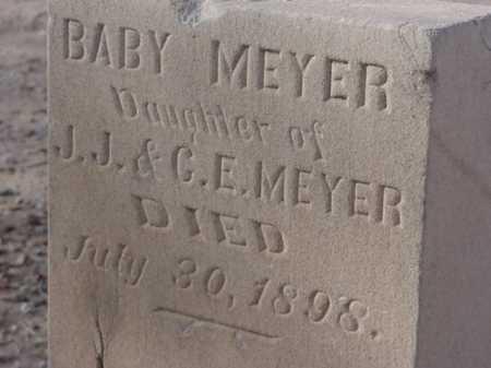 MEYER(S), INFANT GIRL - Maricopa County, Arizona | INFANT GIRL MEYER(S) - Arizona Gravestone Photos