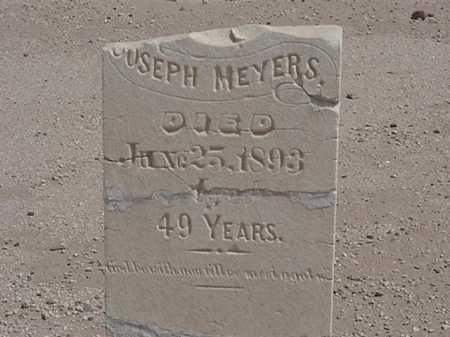 MEYERS, JOSEPH - Maricopa County, Arizona | JOSEPH MEYERS - Arizona Gravestone Photos