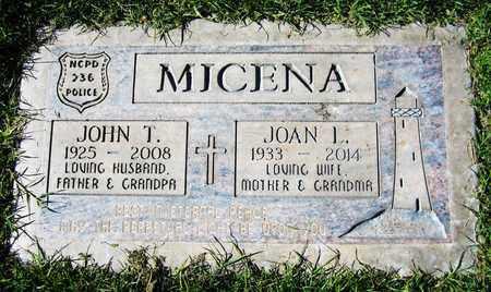 MICENA, JOAN L. - Maricopa County, Arizona | JOAN L. MICENA - Arizona Gravestone Photos