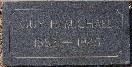 MICHAEL, GUY H. - Maricopa County, Arizona | GUY H. MICHAEL - Arizona Gravestone Photos