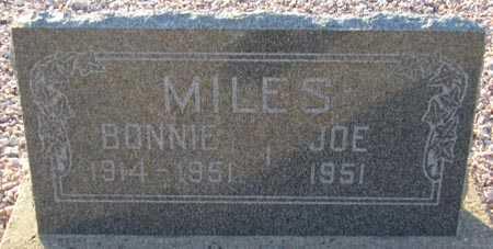 MILES, JOE (NEW MARKER) - Maricopa County, Arizona | JOE (NEW MARKER) MILES - Arizona Gravestone Photos