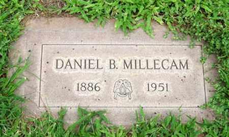 MILLECAM, DANIEL B. - Maricopa County, Arizona | DANIEL B. MILLECAM - Arizona Gravestone Photos