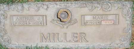 MILLER, MARIE - Maricopa County, Arizona | MARIE MILLER - Arizona Gravestone Photos