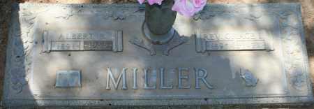 MILLER, ALBERT B. - Maricopa County, Arizona | ALBERT B. MILLER - Arizona Gravestone Photos