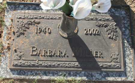 MILLER, BARBARA - Maricopa County, Arizona | BARBARA MILLER - Arizona Gravestone Photos