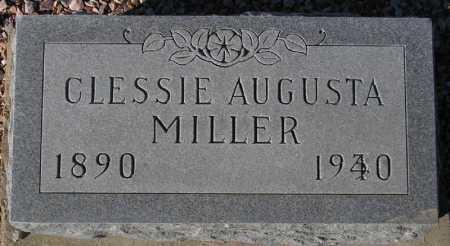 MILLER, CLESSIE AUGUSTA - Maricopa County, Arizona | CLESSIE AUGUSTA MILLER - Arizona Gravestone Photos