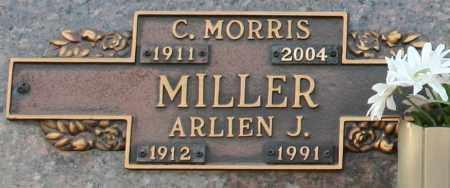 MILLER, ARLIEN J - Maricopa County, Arizona | ARLIEN J MILLER - Arizona Gravestone Photos
