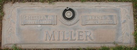 MILLER, IRENE R - Maricopa County, Arizona | IRENE R MILLER - Arizona Gravestone Photos