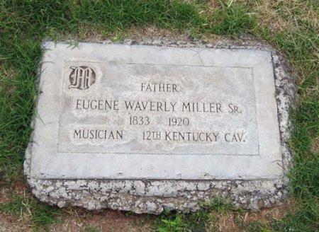 MILLER, EUGENE WAVERLY, SR. - Maricopa County, Arizona   EUGENE WAVERLY, SR. MILLER - Arizona Gravestone Photos