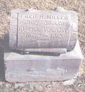 MILLER, FRED H. - Maricopa County, Arizona | FRED H. MILLER - Arizona Gravestone Photos