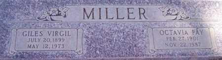 MILLER, OCTAVIA FAY - Maricopa County, Arizona | OCTAVIA FAY MILLER - Arizona Gravestone Photos