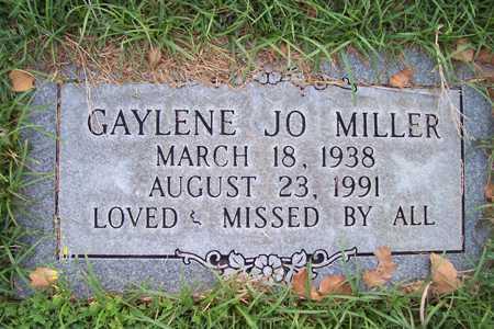 MILLER, GAYLENE JO - Maricopa County, Arizona | GAYLENE JO MILLER - Arizona Gravestone Photos