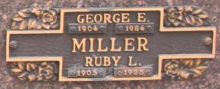 MILLER, RUBY L - Maricopa County, Arizona | RUBY L MILLER - Arizona Gravestone Photos