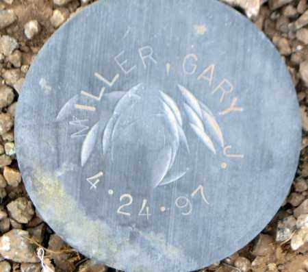 MILLER, GARY J. - Maricopa County, Arizona | GARY J. MILLER - Arizona Gravestone Photos