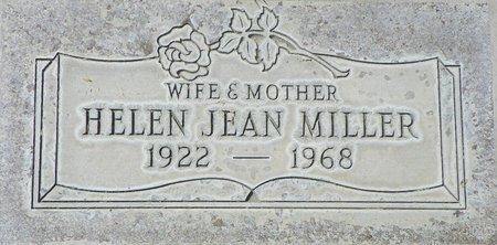 MILLER, HELEN JEAN - Maricopa County, Arizona | HELEN JEAN MILLER - Arizona Gravestone Photos