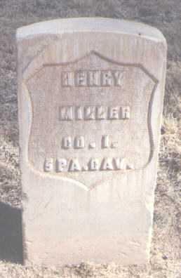MILLER, HENRY - Maricopa County, Arizona | HENRY MILLER - Arizona Gravestone Photos