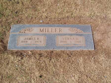 MILLER, JAMES R. - Maricopa County, Arizona | JAMES R. MILLER - Arizona Gravestone Photos