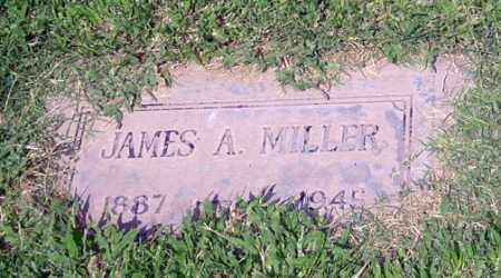 MILLER, JAMES ADDISON - Maricopa County, Arizona | JAMES ADDISON MILLER - Arizona Gravestone Photos