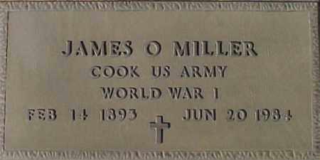 MILLER, JAMES O. - Maricopa County, Arizona   JAMES O. MILLER - Arizona Gravestone Photos
