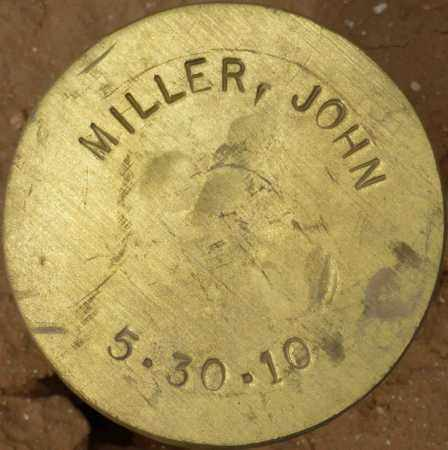MILLER, JOHN - Maricopa County, Arizona | JOHN MILLER - Arizona Gravestone Photos