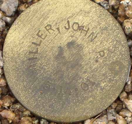 MILLER, JOHN R. - Maricopa County, Arizona | JOHN R. MILLER - Arizona Gravestone Photos