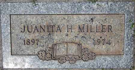 MILLER, JUANITA H. - Maricopa County, Arizona | JUANITA H. MILLER - Arizona Gravestone Photos