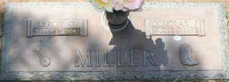 MILLER, LEROY G. - Maricopa County, Arizona | LEROY G. MILLER - Arizona Gravestone Photos