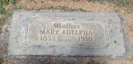 MILLER, MARY ADELPHA - Maricopa County, Arizona | MARY ADELPHA MILLER - Arizona Gravestone Photos