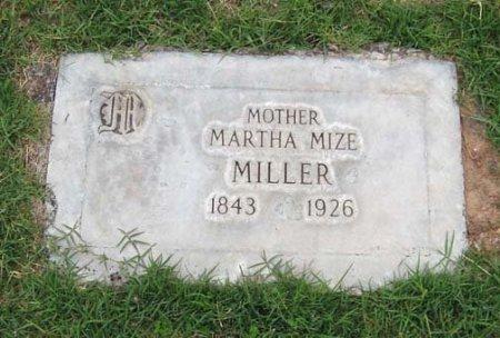 MILLER, MARTHA - Maricopa County, Arizona | MARTHA MILLER - Arizona Gravestone Photos