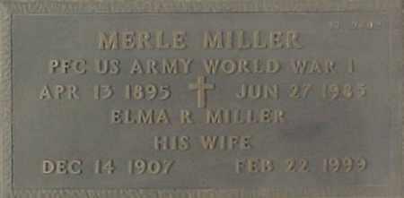 MILLER, ELMA R. - Maricopa County, Arizona | ELMA R. MILLER - Arizona Gravestone Photos