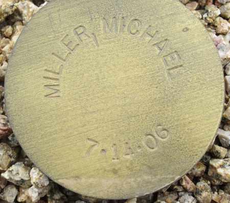 MILLER, MICHAEL - Maricopa County, Arizona   MICHAEL MILLER - Arizona Gravestone Photos