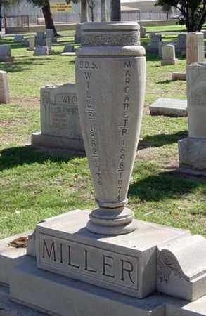 MILLER, WILL E. - Maricopa County, Arizona | WILL E. MILLER - Arizona Gravestone Photos