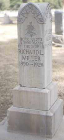 MILLER, H. EUGENE - Maricopa County, Arizona   H. EUGENE MILLER - Arizona Gravestone Photos