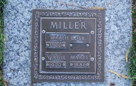 MILLER, VIRGIL MARIE - Maricopa County, Arizona   VIRGIL MARIE MILLER - Arizona Gravestone Photos