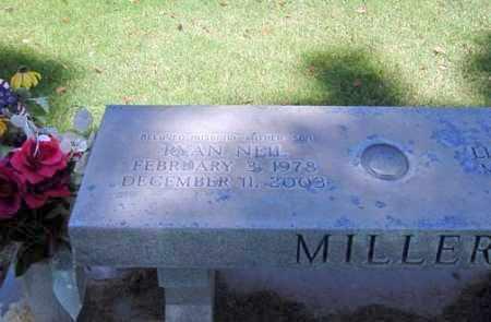 MILLER, RYAN NEIL - Maricopa County, Arizona   RYAN NEIL MILLER - Arizona Gravestone Photos