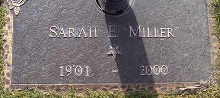 MILLER, SARAH E. - Maricopa County, Arizona | SARAH E. MILLER - Arizona Gravestone Photos