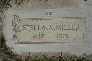 MILLER, STELLA - Maricopa County, Arizona | STELLA MILLER - Arizona Gravestone Photos