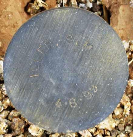 MILLER, S. M. - Maricopa County, Arizona | S. M. MILLER - Arizona Gravestone Photos