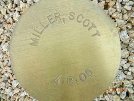 MILLER, SCOTT - Maricopa County, Arizona   SCOTT MILLER - Arizona Gravestone Photos