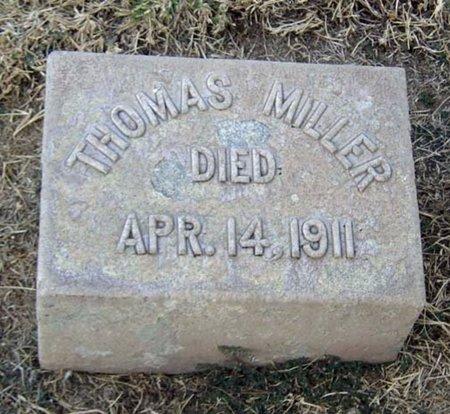 MILLER, THOMAS - Maricopa County, Arizona   THOMAS MILLER - Arizona Gravestone Photos