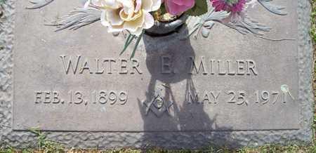 MILLER, WALTER E. - Maricopa County, Arizona   WALTER E. MILLER - Arizona Gravestone Photos