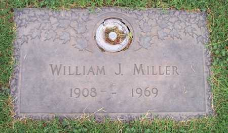 MILLER, WILLIAM J. - Maricopa County, Arizona | WILLIAM J. MILLER - Arizona Gravestone Photos