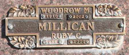 MILLICAN, RUBY C - Maricopa County, Arizona | RUBY C MILLICAN - Arizona Gravestone Photos