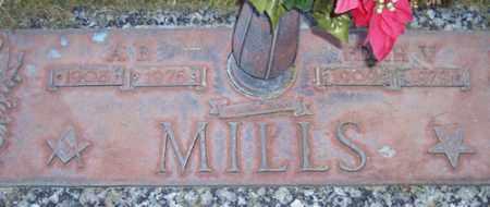 MILLS, A. B. - Maricopa County, Arizona | A. B. MILLS - Arizona Gravestone Photos