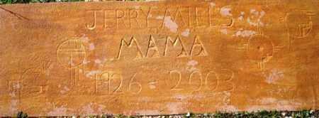 MILLS, JERRY - Maricopa County, Arizona   JERRY MILLS - Arizona Gravestone Photos