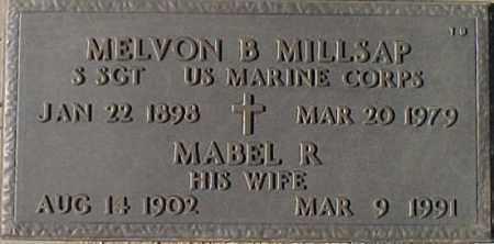 MILLSAP, MELVON B. - Maricopa County, Arizona | MELVON B. MILLSAP - Arizona Gravestone Photos