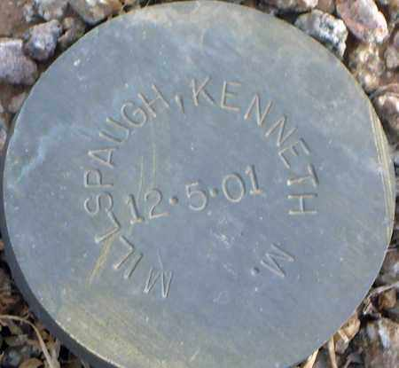 MILLSPAUGH, KENNETH M. - Maricopa County, Arizona | KENNETH M. MILLSPAUGH - Arizona Gravestone Photos