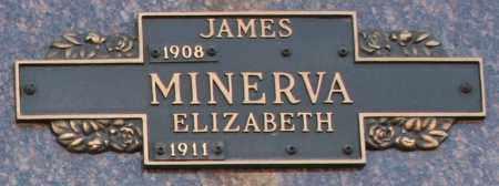 MINERVA, JAMES - Maricopa County, Arizona | JAMES MINERVA - Arizona Gravestone Photos