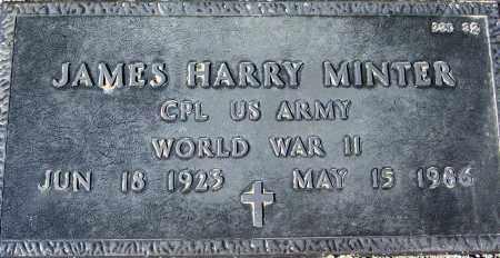 MINTER, JAMES HARRY - Maricopa County, Arizona | JAMES HARRY MINTER - Arizona Gravestone Photos